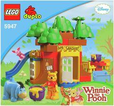 Duplo - Winnie the Pooh's House [Lego 5947]