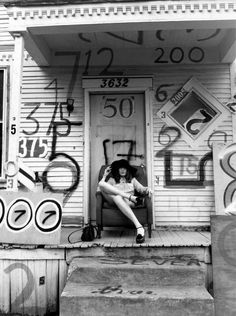 Patti Smith, fuck the clock