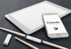 Play,Record,Improve drums everywhere, whenever you want! by Drumistic — Kickstarter