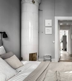 Stylish home in grey