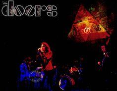 Jim Morrison & the Doors live at Fillmore 1968 N. The Doors Of Perception, Jim Morrison, King