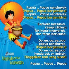Papua Nenahayek (Papua Bergembira) https://kitabisa.com/gemalabernyanyi #savelaguanak #laguanak #untukanakindonesia #untukindonesia #musik #musikindonesia #gemalabernyanyi #untukmukawan #papua