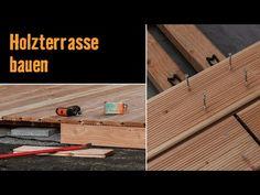 Holzterrasse bauen - Anleitung mit Video von HORNBACH