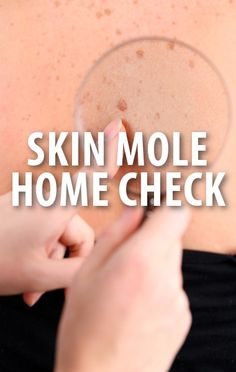 Find out how to check yourself for melanoma before it becomes a big problem. http://www.recapo.com/today-show/today-show-advice/today-show-melanoma-skin-cancer-home-check-98-chance-cure/