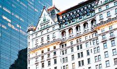 The Plaza Hotel. New York.