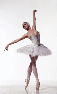 Gillian Murphy, otherwise known as the most wonderful White Swan since Pavlova.