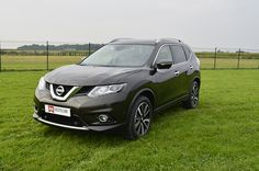 Le Nissan X-Trail en version essence, plus puissant