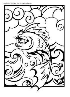 Раскраски раскраски по сказке царе салтане белочка с ...