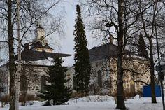 February in Finland.