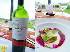 Bodega Ruca Malen Tasting Menu with wine pairing- Mendoza 2