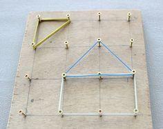 DIY – Werken mit Kindern // Geometriebrett – LifestyleMommy