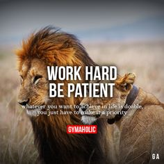 Daily fitness motivation in order to achieve your goals in the gym. Motivation Inspiration, Fitness Inspiration, Lion Quotes, Calm Quotes, Quotes Quotes, Karma, Victorious, Gym Quote, Gymaholic
