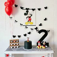 Here are The 11 Best Mickey Mouse Birthday Party Ideas we could find with simple DIY elements that make the party extra special!