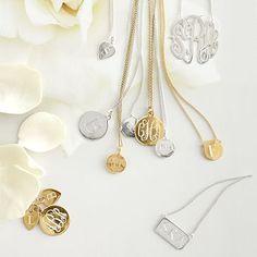 Sonya Layered Charm Necklace, www.markandgraham.com/products/sonya-charm-necklace/?pkey=cnew-products