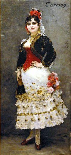 Henri-Lucien Doucet - Carmen - Carmen – Wikipedia