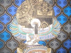 Winged Isis by AlmaAlchemista on Etsy, $12.00