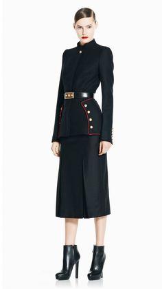 women's military inspired suit Industrial Dieselpunk