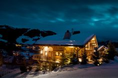 Chalet Cyanella a Paradise Resort in the French Alps