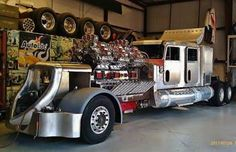 A truck.