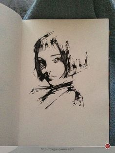 Talie Ink • Natalie Portman as Mathilda in Léon