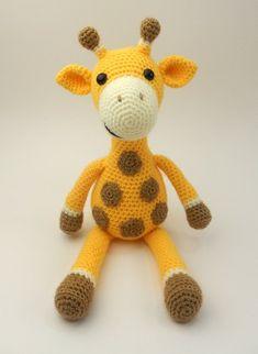 Mesmerizing Crochet an Amigurumi Rabbit Ideas. Lovely Crochet an Amigurumi Rabbit Ideas. Crochet Giraffe Pattern, Crochet Patterns Amigurumi, Amigurumi Doll, Crochet Toys, Crochet Baby, Crazy Patterns, Crochet Phone Cases, Crochet Animals, Stuffed Toys Patterns