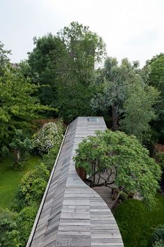 Tree house by 6a architects, London