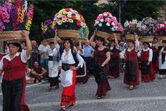 Festa dei Banderesi, Bucchianico, Italy, in May.