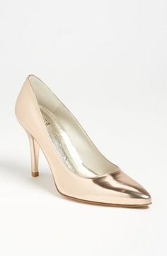 $335. Stuart Weitzman 'Power' Pump available at #Nordstrom
