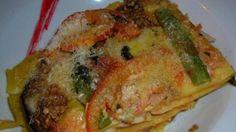 Ricetta Lasagna leggera alle verdure: