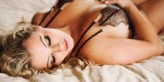 Eine Frau machte sexy Bilder für ihren Mann - doch der hatte etwas daran auszusetzen