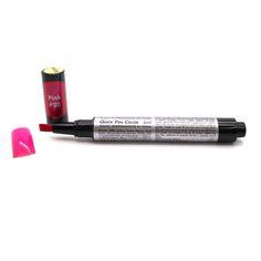 Smalto Semipermanente in Penna Pink 4 ml Made in Italy. Un prodotto innovativo e comodissimo da borsetta utile anche per ritocchi dell'ultimo momento. Lo Smalto Semipermanente in Penna Quick Pen Color Pink per unghie è stato studiato per velocizzare e perfezionare la stesura dello smalto grazie alla sua semplicità d'uso.