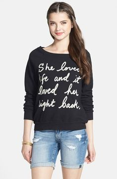 she loved life and it loved her right back shirt