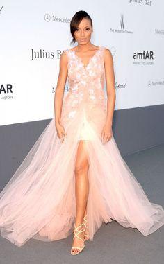 The 66th Cannes Film Festival 2013 Red Carpet, Selita Ebanks