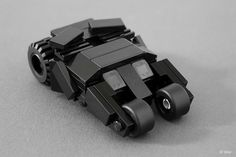 The Dark Knight - LEGO Tumbler (Reloaded) - Calin Bors - http://www.brickheroes.com