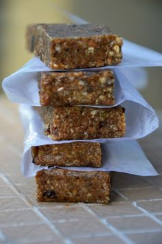 Muesli, No Bake Cake, Banana Bread, Vegetarian Recipes, Deserts, Paleo, Food And Drink, Sweets, Vegan