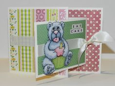 Beccy's Place: Tutorial: Joyfold Card  Joyfold cards are basically two cards rolled into one. You can get some really great results using a variety of contrasting papers on the different panels of the card and you can also experiment with shape, size and fold placement for unique looks.