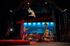 Circus Entertainers