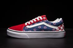 23940b08eabd Buy Vans Customs Mlb Old Skool Classic Red True White Navy Womens Shoes For  Sale from Reliable Vans Customs Mlb Old Skool Classic Red True White Navy  Womens ...
