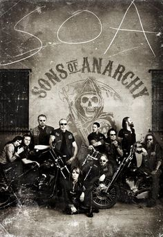 Actor books SONS OF ANARCHY