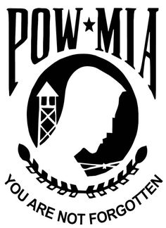Pow Mia Not Forgotten Military Vinyl Decal Sticker Military Gifts, Military Drawings, Military Tattoos, Window Decals, Vinyl Decals, Jeep Decals, Car Decal, Prisoners Of War, T Shirts