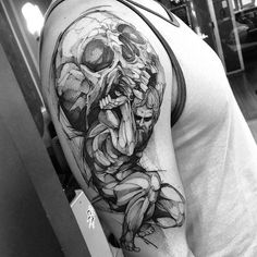 Atlas Muito obrigado Anderson Feito na @inkonik_tattoo_studio #electricink