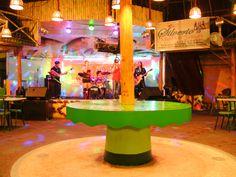 Band in Sylverio's, Pangasinan