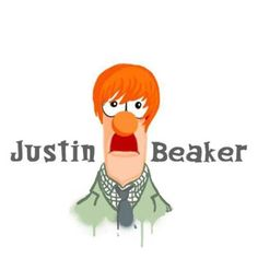 Justin Beaker in his best form.