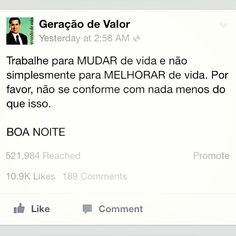 Ver esta foto do Instagram de @geracaodevalor • 1,315 curtidas