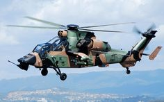 Eurocopter EC-665 Tiger ARH (Armed Reconnaissance Helicopter)