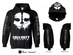 NEW Call of Duty Ghosts Adult and Youth  add your by CUSTOMCITY, $35.00