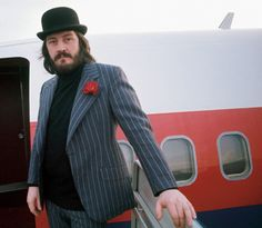 Led Zeppelin drummer John Bonham | by Neal Preston