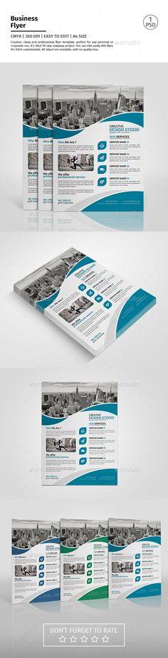 Corporate Flyer Bundle_2 in 1 | Flyer