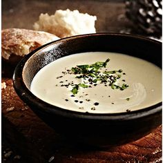 Cauliflower is a major food trend for this year! Try our Cauliflower Soup recipe, from our Lakeland More Slow Cooking book.