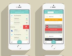 """Check out new work on my @Behance portfolio: """"GK - Shopping App""""…"""